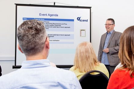 Ascend to Provide a CPD Accredited 'Insight into Dental Tendering' Seminar at The British Dental Conference and Dentistry Show 2020